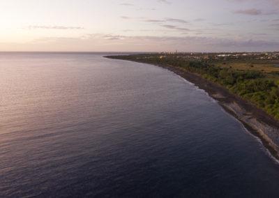 Île réunion drone